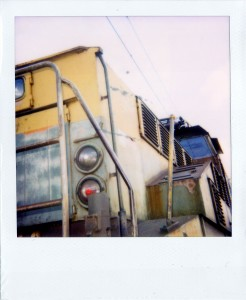 Steel Polaroids