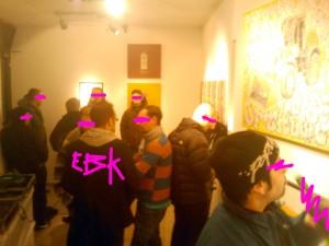 44309 StreetArt Gallery opening