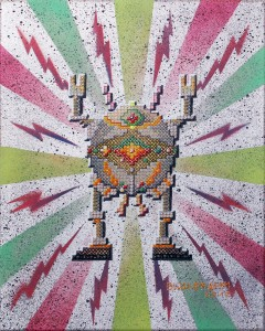 X-Stitch Robot no. 8