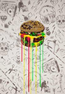 Mad Burger (100 x 70)