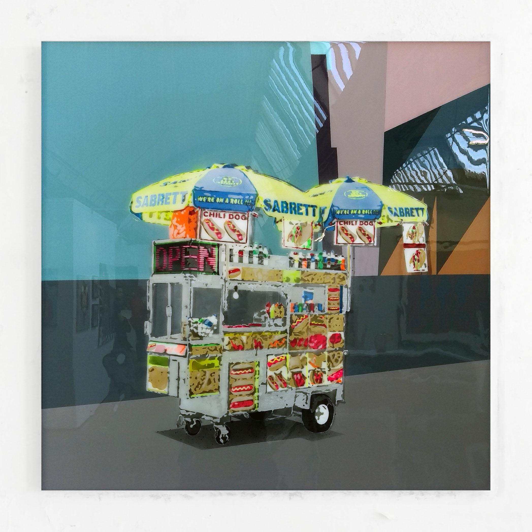 Hot Dog Cart No 1 | E L I O T